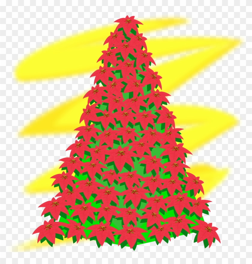 Christmas Tree Vector Art Free - Christmas Tree Vector Art Free #537