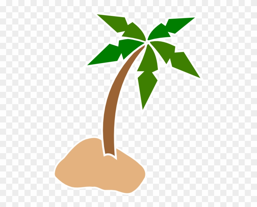 Coconut Tree Clipart #503