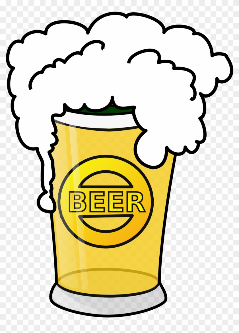 Beer Cheers Clipart New Free - Beer Clipart #5030