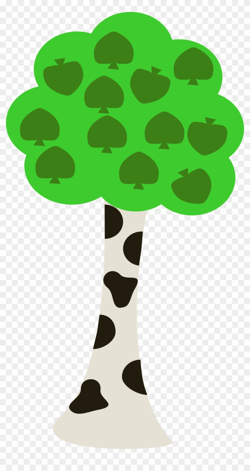 Big Image - Cartoon Tree #5039