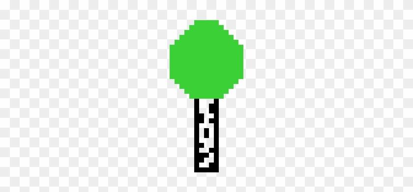 Birch Tree Lvl - Pixel Planet Png #5051