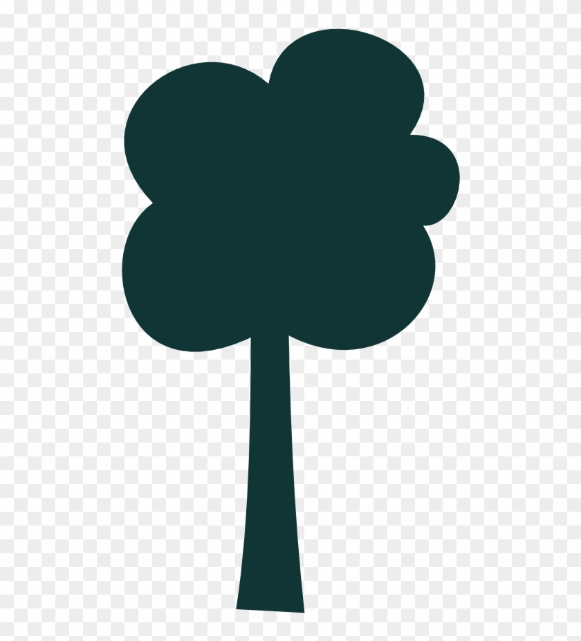 Tree Outline - Clipart Library - Tree Outline - Clipart Library #514