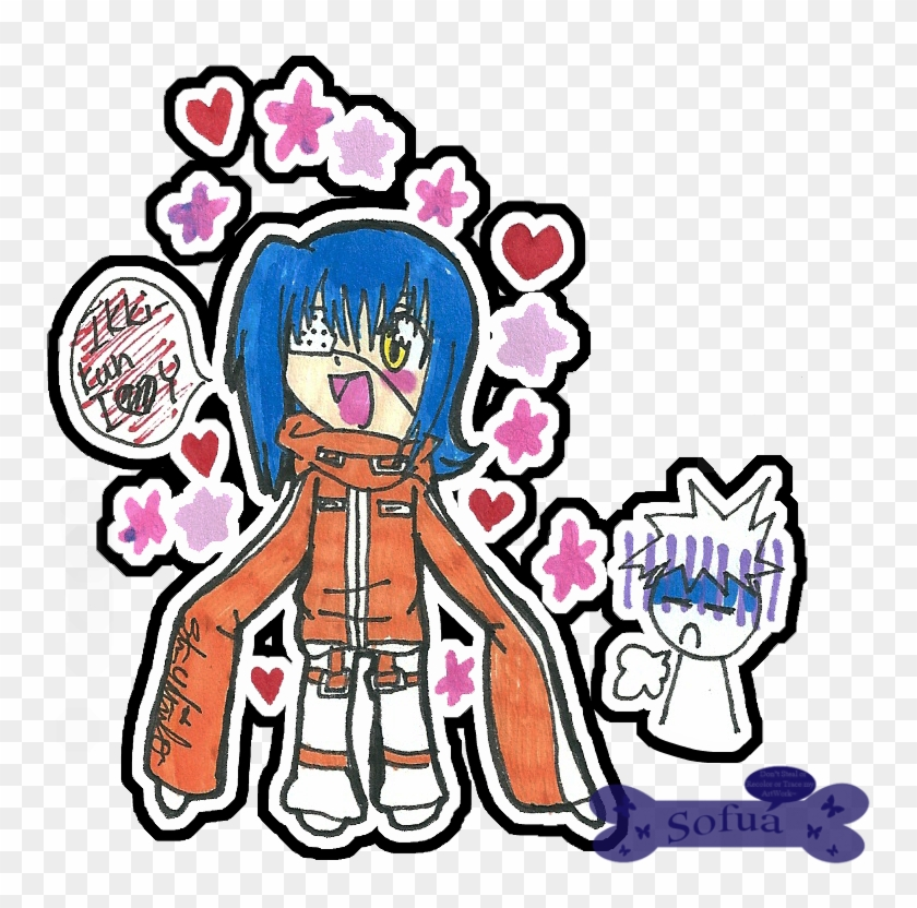 Ikki-kun Ily By Sofua On Clipart Library - Clip Art #5082