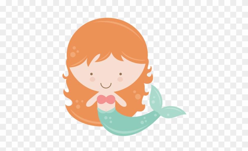 Mermaids - Miss Kate Cuttables Mermaid #5115