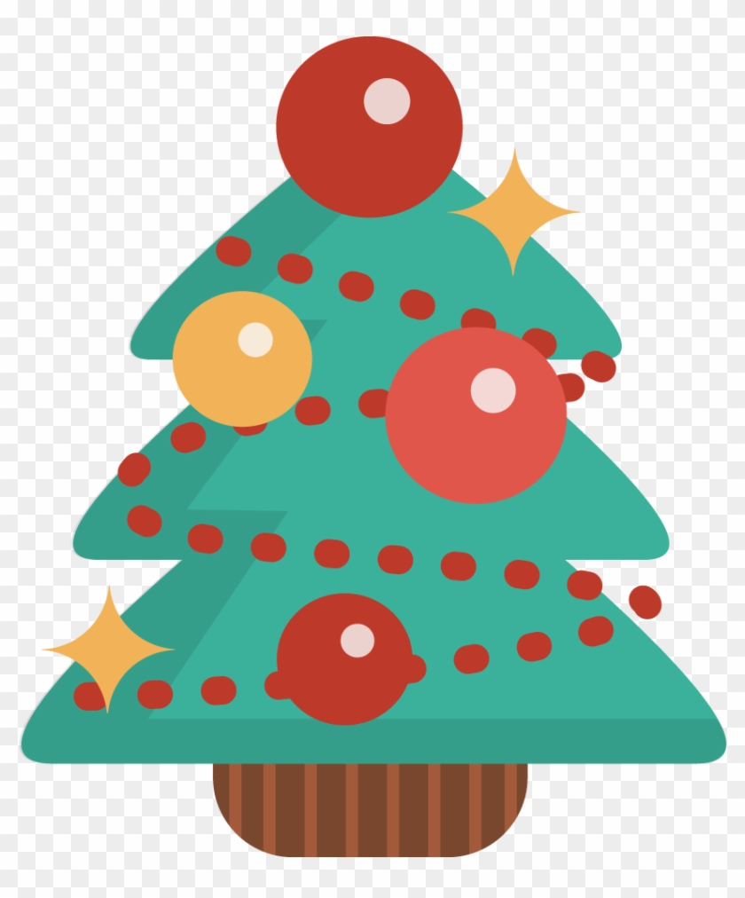 Christmas Tree Free To Use Clip Art - Christmas Tree Pillow Case #5290