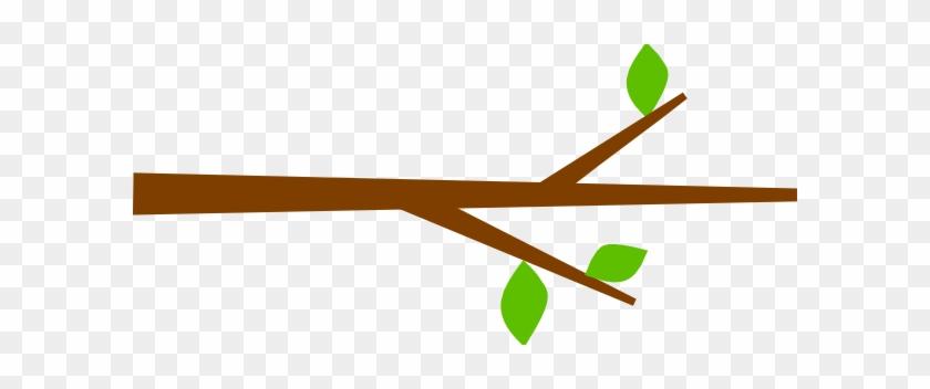 Tree Branch Clip Art #5