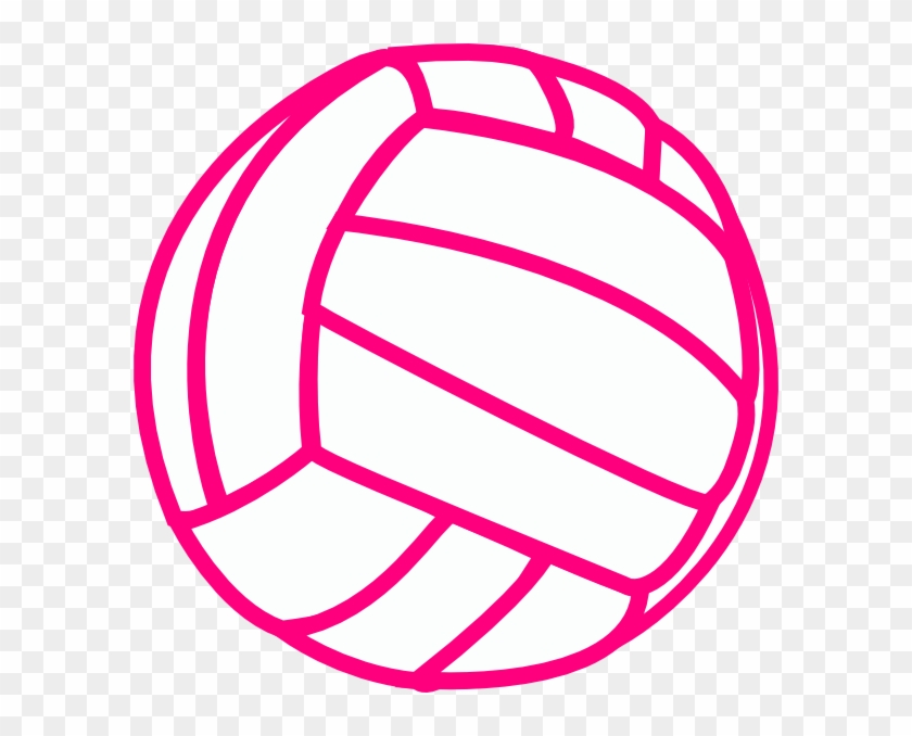Volleyball Clip Art - Love Volleyball Svg #5368