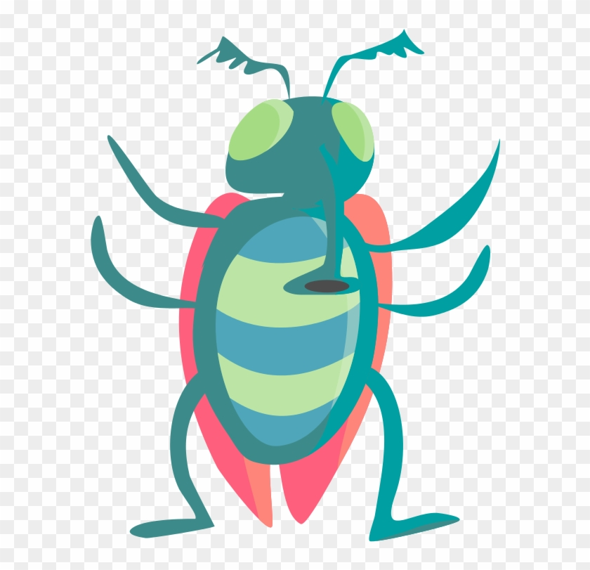 Free To Use Public Domain Insects Clip Art - Clip Art #5378