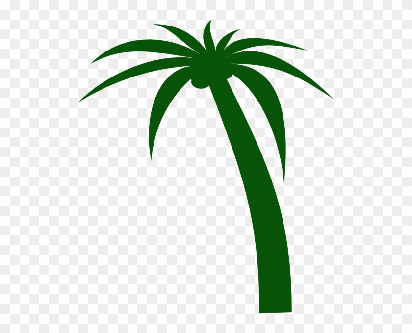 Coconut Tree Clip Art At Clker - Coconut Tree Clip Art At Clker #550