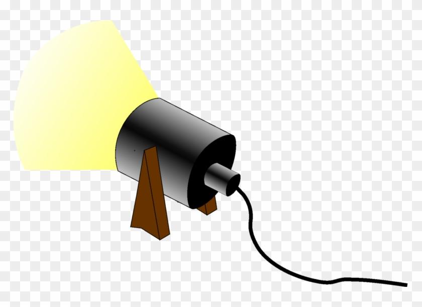 Spotlight Clip Art Clipartbold - Clip Art #5449