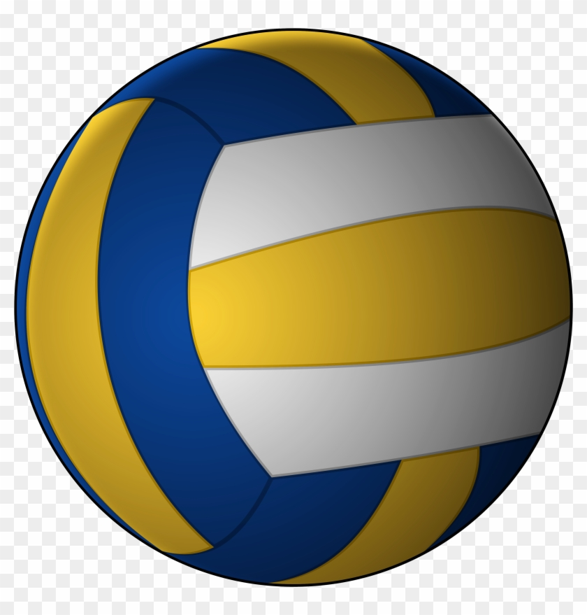 Volleyball Clip Art - Volleyball Clip Art #5564