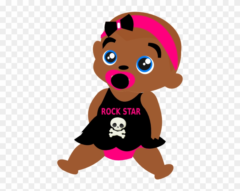 Black Baby Clipart #5650
