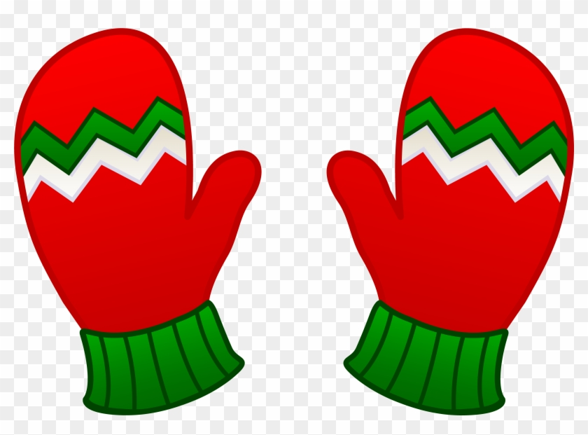 Mitten Clip Art - Hats Coats And Mittens #5734