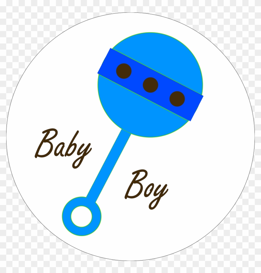 Free Baby Rattle Clipart The Cliparts - Love My Babysitter Note Cards #5750