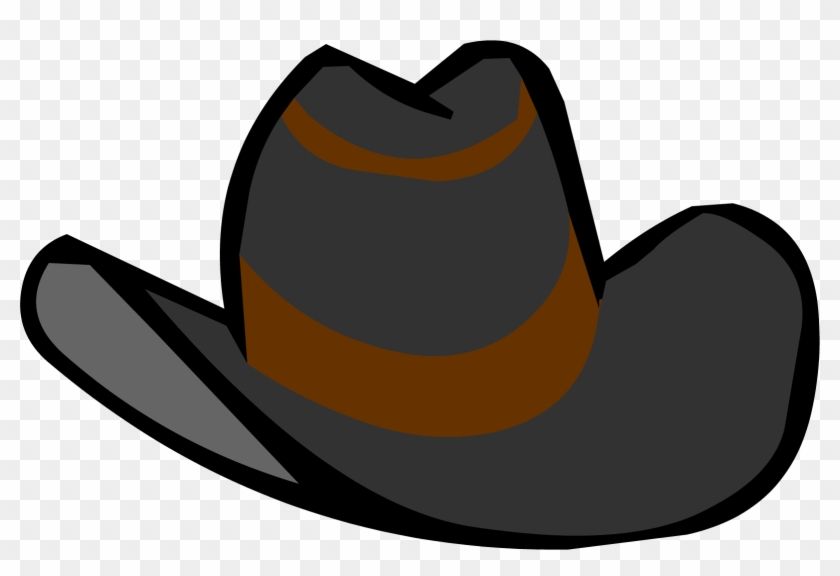 Download Png Free Cowboy Hat Vector Image - Cowboy Hat Clipart Png #5762
