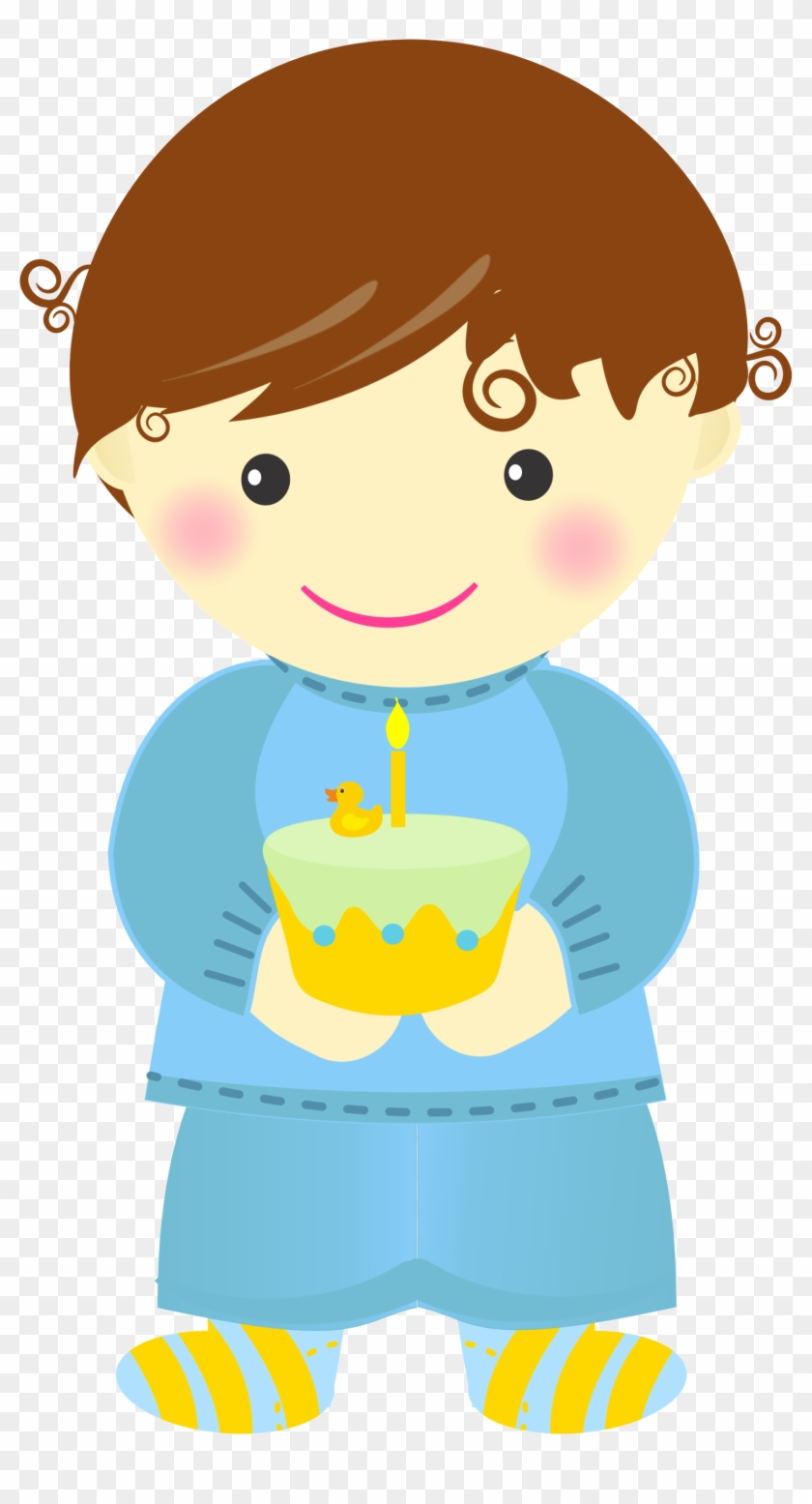 Baby's First Birthday Clip Art - Baby's First Birthday Clipart #5763