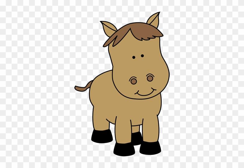 Pony - Pony Clipart #5788
