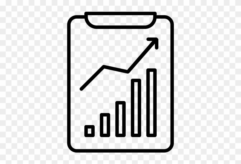Data Analysis And Visualization - Black And White Data Clip Art #5805