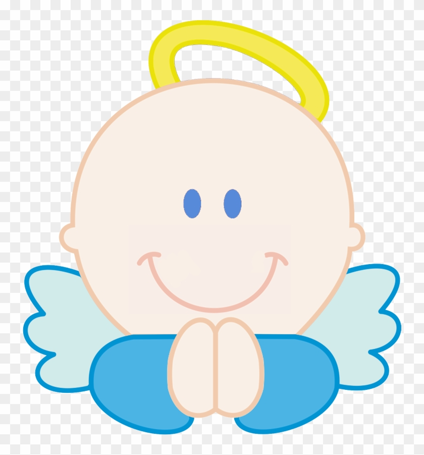 Angel Clipart Baby Boy - Baby Angel Clipart #5830
