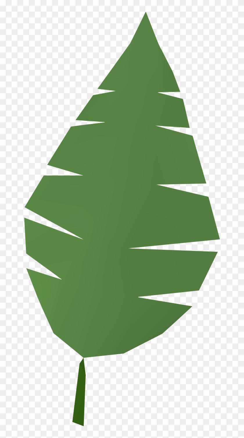 Palm Leaf Png Clip Art - Palm Leaf Png Clip Art #598