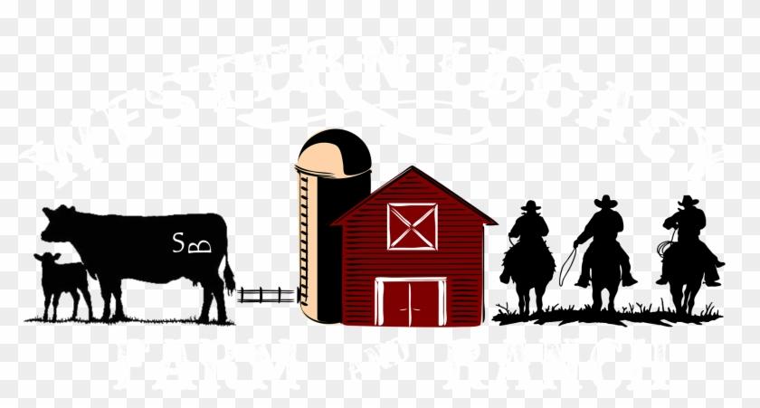 Western Legacy Farm & Ranch - Cowboys On Their Horses Wild West Artwork Men (woman #5890