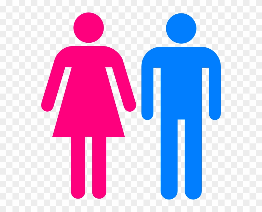 Man And Woman Clipart - Men And Women Icon #5893
