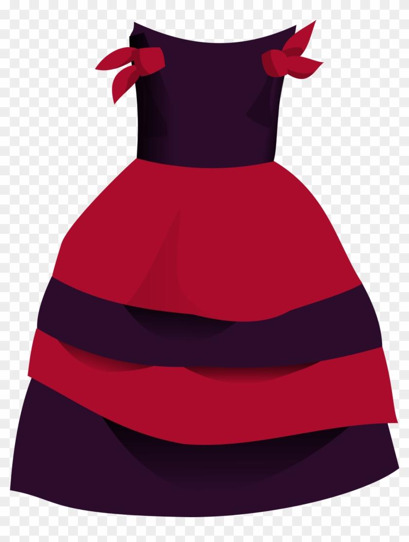 Big Dress Clipart #5896
