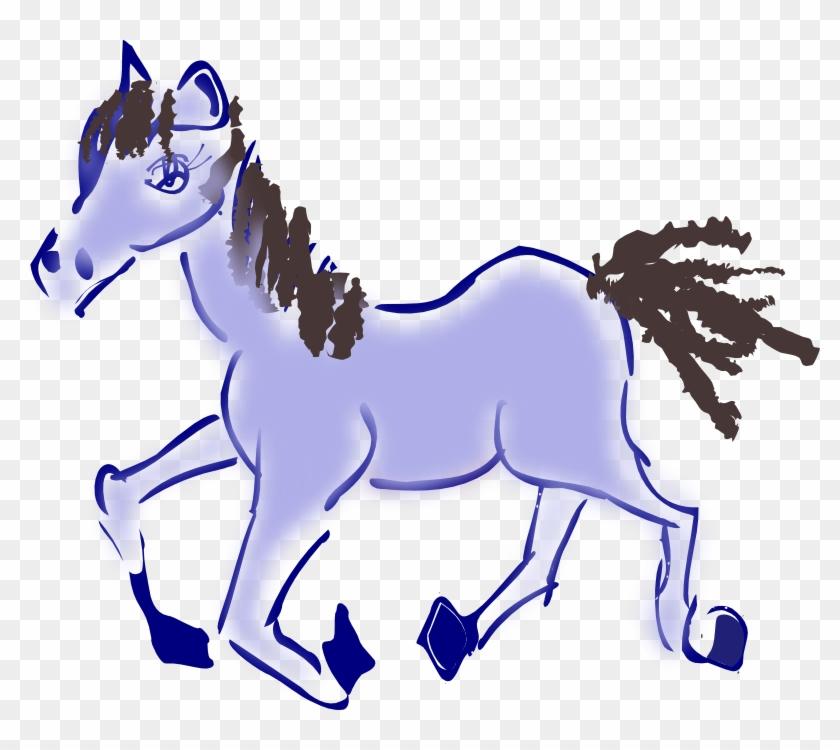 Image Of Running Horse Clipart Running Horse Clip Art - Horse Running Clipart 3 #5902