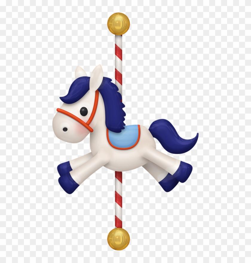 Carousel Horse - Caballito Baby De Carrusel Png #5910