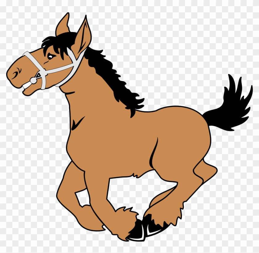 Free Western Clipart Western Clipart - Horse Clipart Transparent #5925