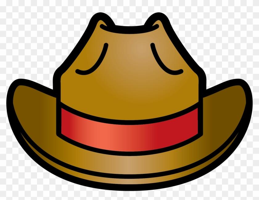 Cowboy Hat Clipart - Cowboy Hat Clip Art #5939