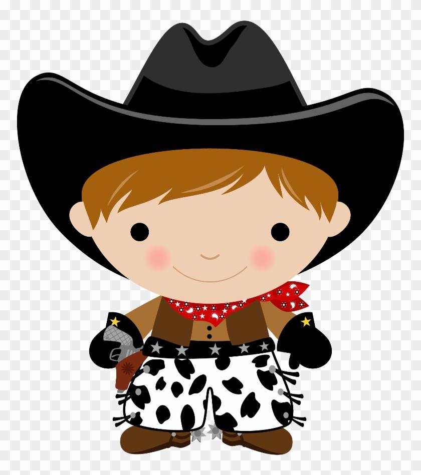 Cowboy E Cowgirl - Lil Buckaroo Cowboy #5960