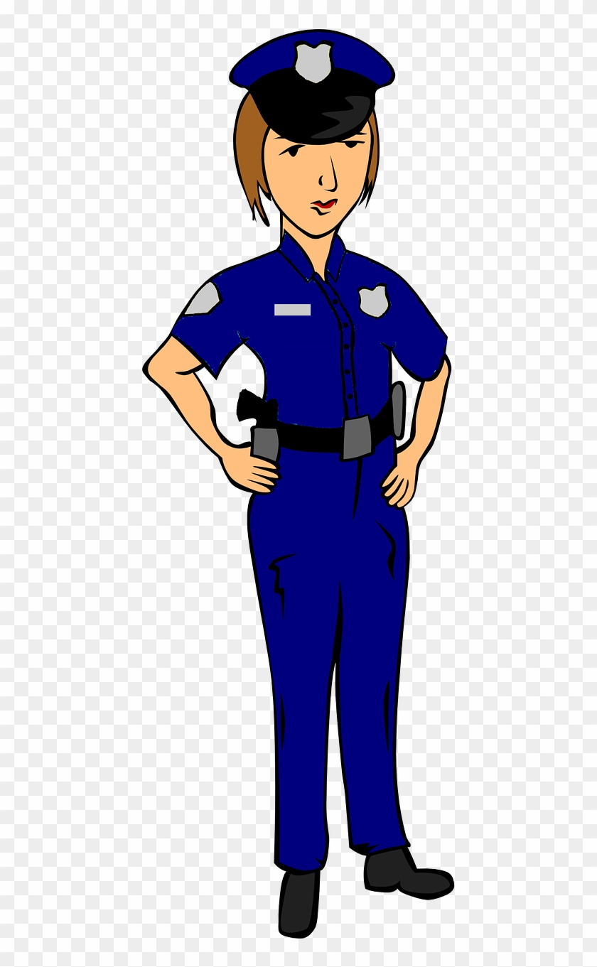 Police Officer Clipart #5988
