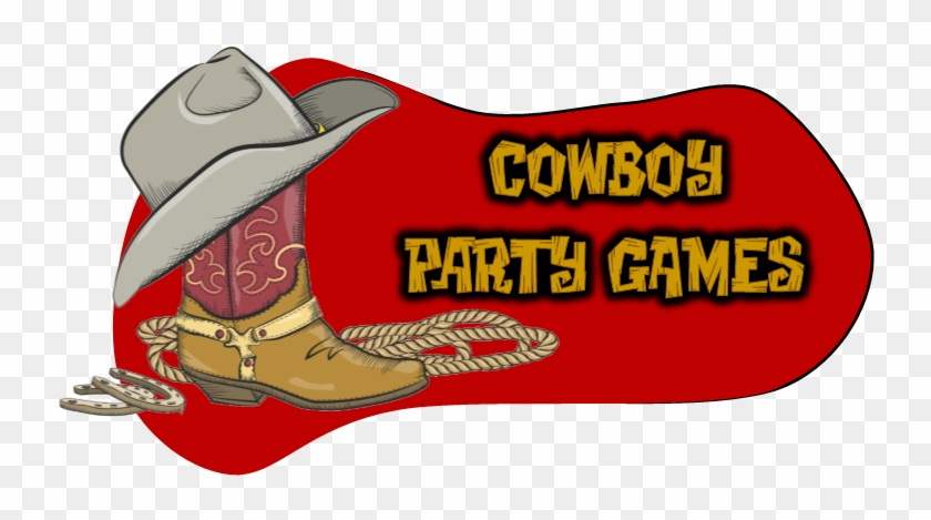 Cowboy And Indians Party Games #6050