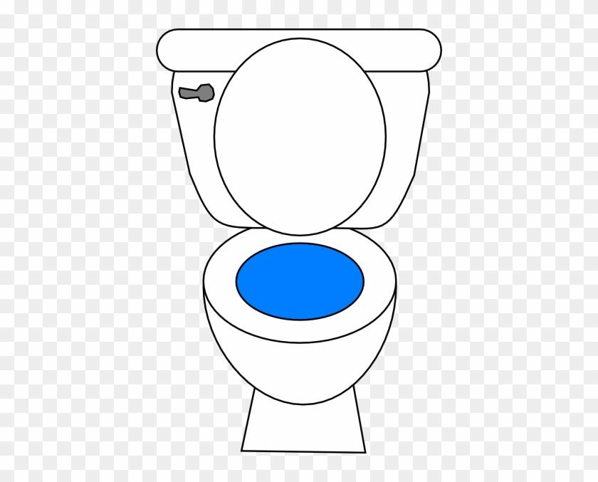 No Toilet Clipart Kid - Toilet Clip Art #6080
