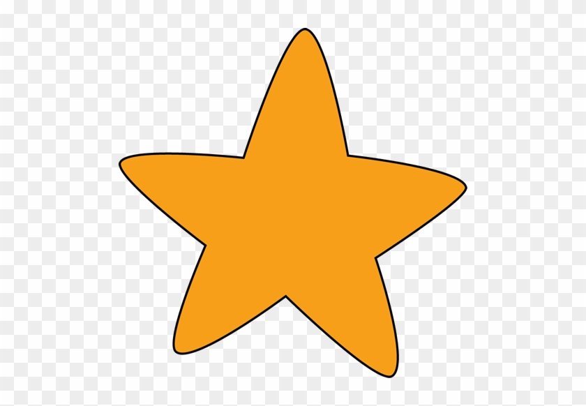 Clipart Info - Clip Art Of Star #6095