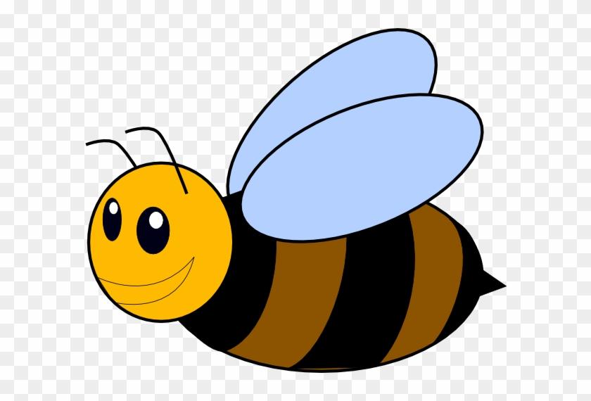 Honey Bee Clip Art - Bumble Bee Clip Art #6103