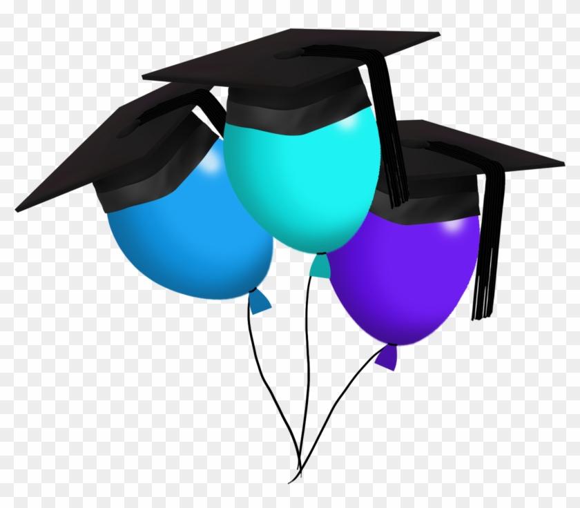 Funny Graduation Balloons Clipart, Graduation Clipart - Funny Graduation Balloons Clipart, Graduation Clipart #650