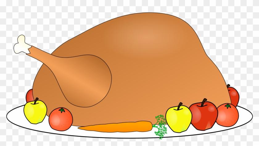 Clipart Info - Turkey Dinner Clip Art #6127