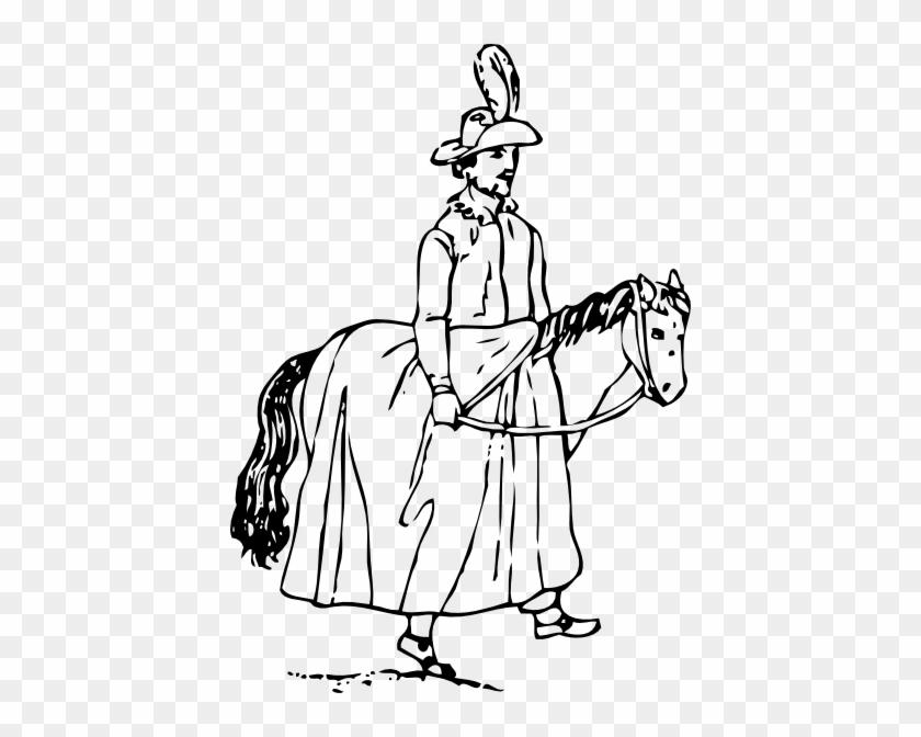 Hobby Horse Clip Art - Clip Art #6126
