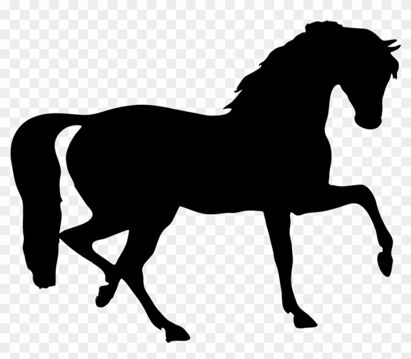 Horse Cliparts Transparent Free Download Clip Art Clipart - Horse Silhouette Png #6155