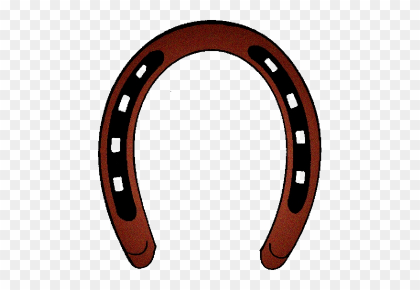 Horseshoe Horse Shoe Clip Art - Clip Art Horse Shoe #6193