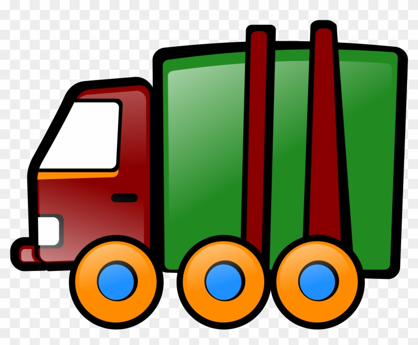 Toy - Clipart - Toy Car Clip Art #6199