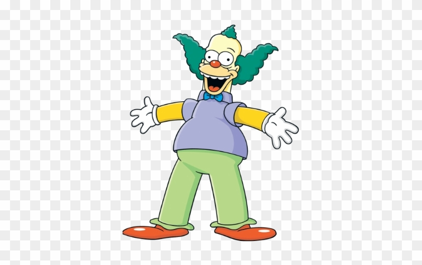 Clown Png - Simpson Krusty #6241