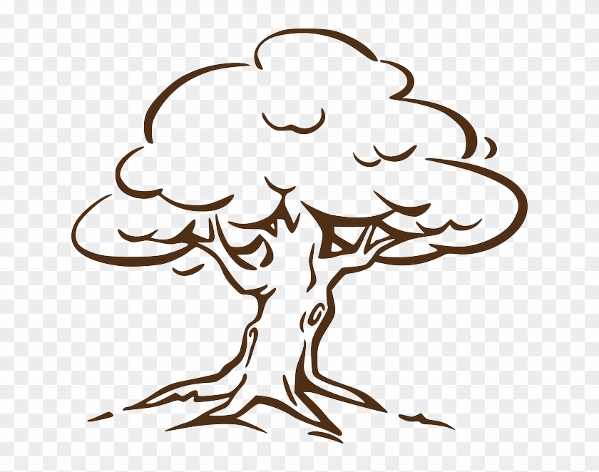 Bare Tree Clipart #641