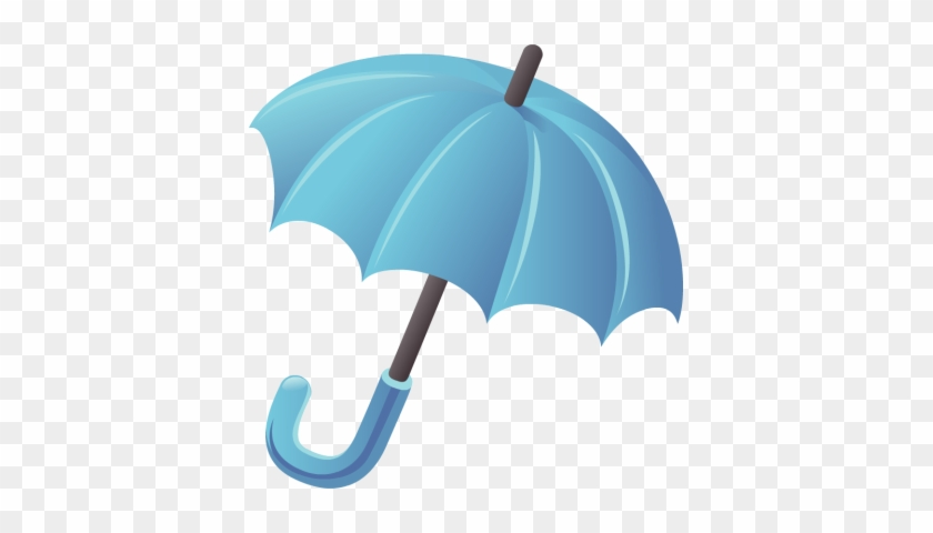 Spring Umbrella Clip Art Spring Umbrella Image Clipartcow - Blue Umbrella Clipart #6255