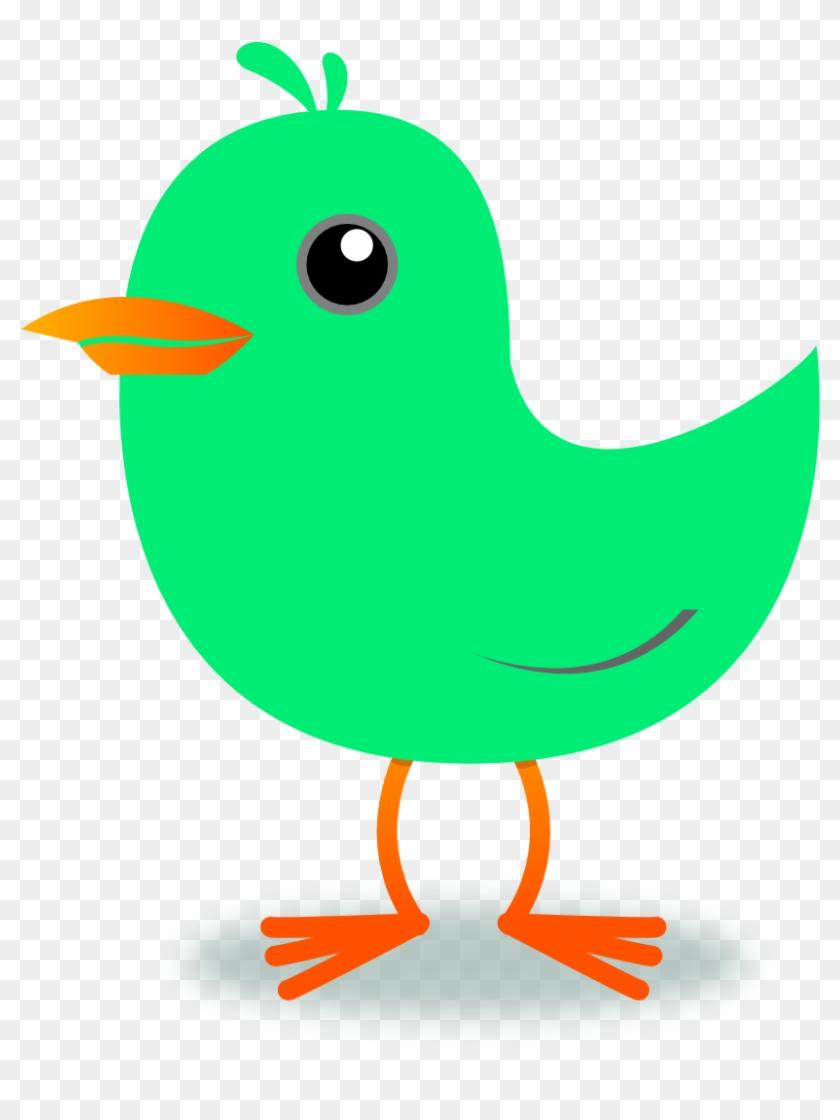 Clipart Free Fun Print Spring - Spring Birds Clip Art #6259