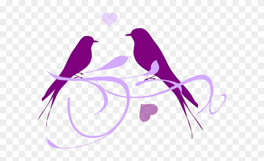 Spring - Birds - Clipart - Clip Art Love Birds #6333