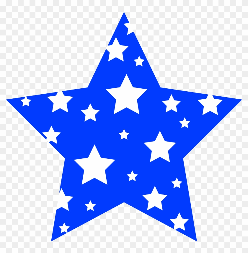 Clipart Info - 4th Of July Stars #6369