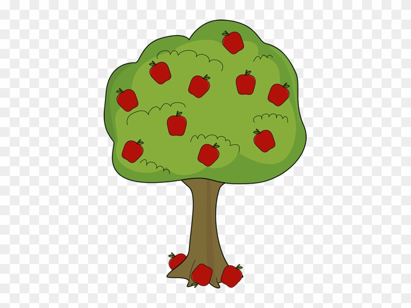 Apple Tree Branch Clipart Free Images - Apple Tree Branch Clipart Free Images #631